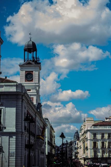 El Frío en Madrid