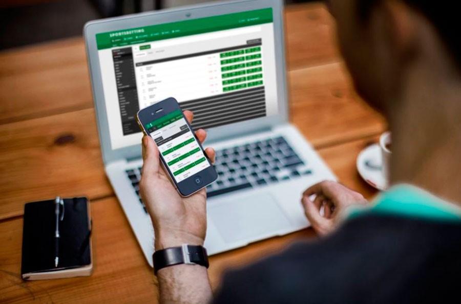 El auge de las apuestas online